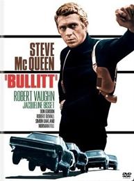Bullitt starring Steve McQueen