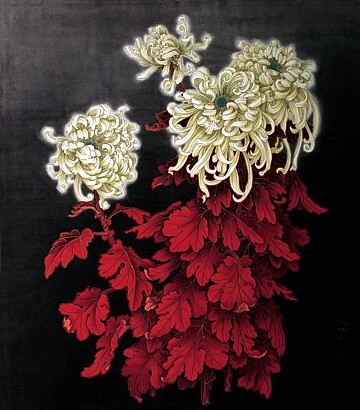 Chrysanthemum by Zhao Fan Qi