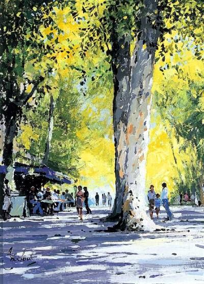 Aix-en-Provence by Jeremy Barlow