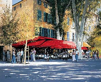 La Belle Epoque Aix-en-Provence by Jeremy Barlow
