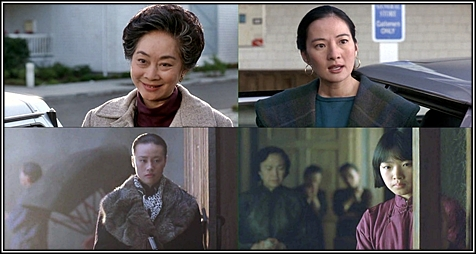 The mother daughter relationships in the joy luck club