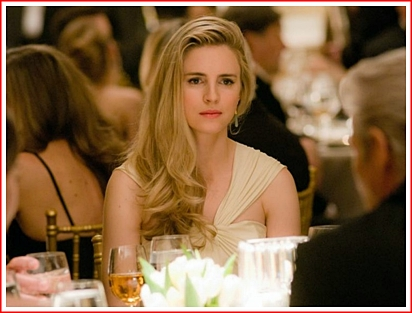 Brit Marling as Brooke Miller