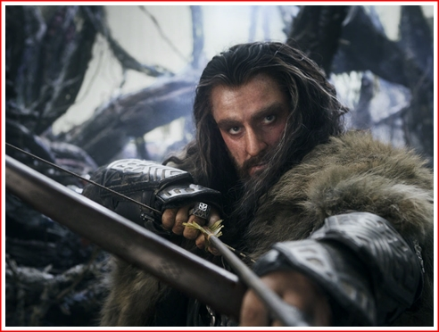 Richard Armitage as Thorin - the leader of the pack as it were.