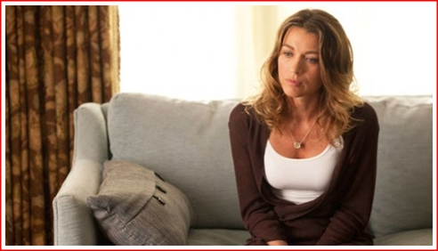 Natalie Zea - the former Mrs. Carroll and the former lover of Ryan Hardy