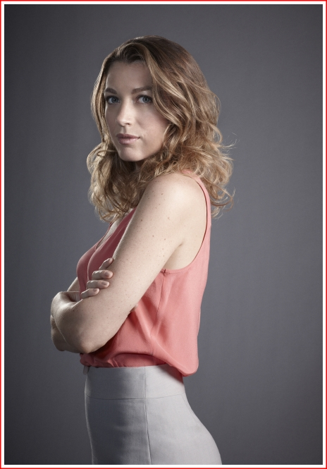Natalie Zea as Calire matthews