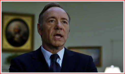 President Walker: ... Gut the bill as Linda said.Francis Underwood: No