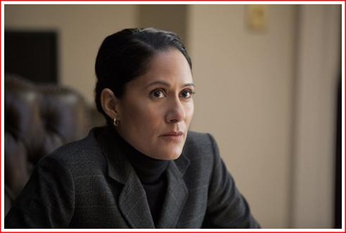 Sakina Jaffrey as Linda Vasquez