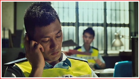 Shawn Yue as Cheung