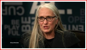 Per Jane Campion - this is more about a morally complex community than a who-done-it