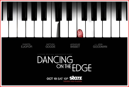 Dancing on the Edge | The Arts - JustMeMike's New Blog