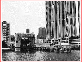 Arriving at Kowloon City. That's the Grand Water Front Plaza on the right