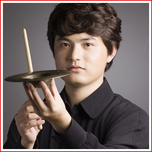 Gao Shan - featured Percussionist