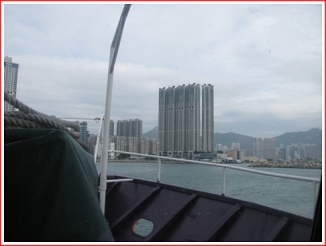 Heading for To Kwa Wan and The Grand Waterfront Plaza