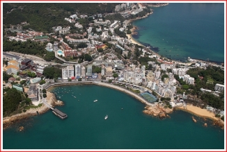 Stanley from the air