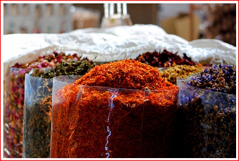 MIDDLE EAST - DUBAI SPICE MARKET