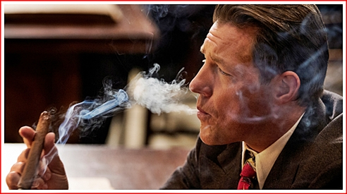 Ed Burns as Bugsy Siegel