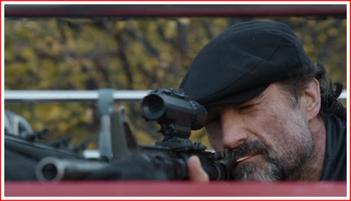 Voight: Got the shot? Olinsky: Affirmative Voight: Light him up
