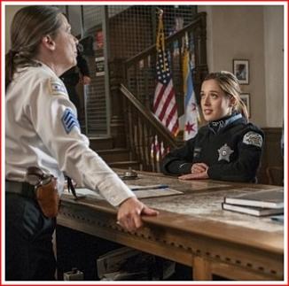 Sgt. Platt and Officer Burgess