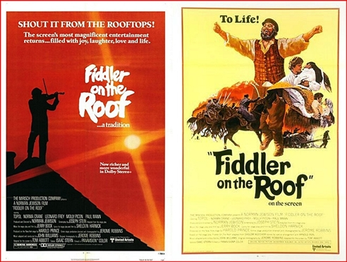 Traditions Fiddler On The Roof The Arts Justmemikes New Blog