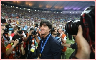 Germany's Coach - Joachim Loew
