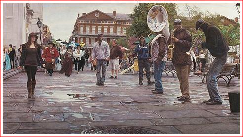 New Orleans by Steve Hanks