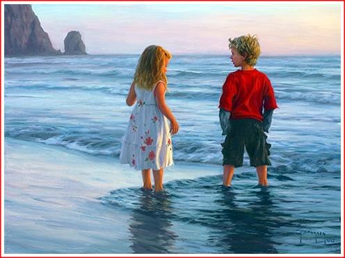 Low Tide by Robert Duncan