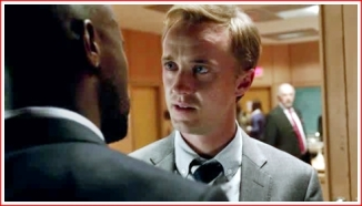 Blunt: Still think I did it? Mulligan: Yeah. We do. Blunt: Well, you are right. I did kill that dumb bitch.