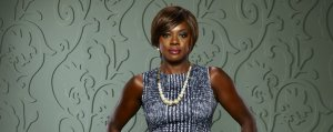 Annalise Keating played by Viola Davis