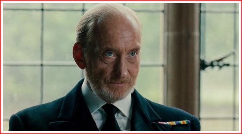 Charles Dance as Commander Denniston