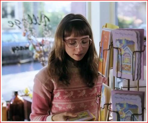 Zoe Kazan as Denise