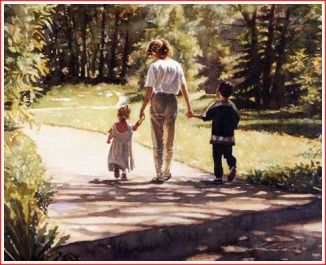 A Path to Follow Steve Hanks