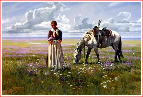 Fred Fellows A Prairie Garden