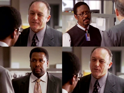 Det. Lester Freamon: Colonel, respectfully, did you just fuck me over without giving me even half a chance to clear this case?  Colonel William A. Rawls: [chuckles] Let's be clear, Det. Freamon. When I fuck you over, you'll know it. You'll be so goddamn certain, you won't need to ask the question.