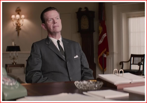 Dylan Baker as Hoover
