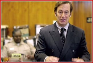 Jimmy McGill faces the jury