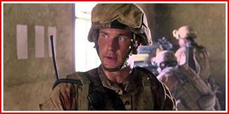 Josh Kelly as Cpl. Merrimette