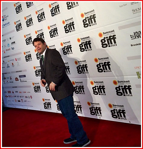 Actor Sean Astin on the Red Carpet