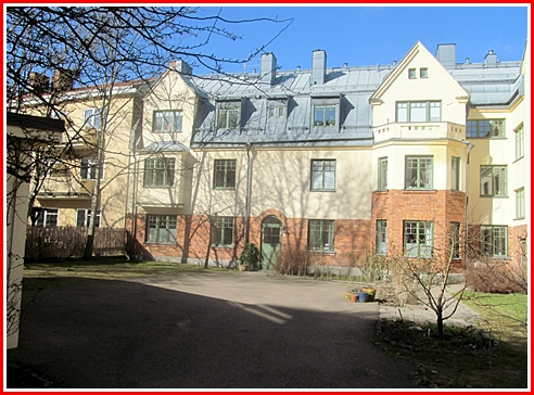 The Apartment on Tellebruksvagen