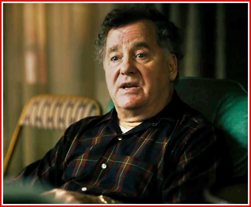 Peter Gerety - remember him from Homicide: Life on the Streets and The Wire?