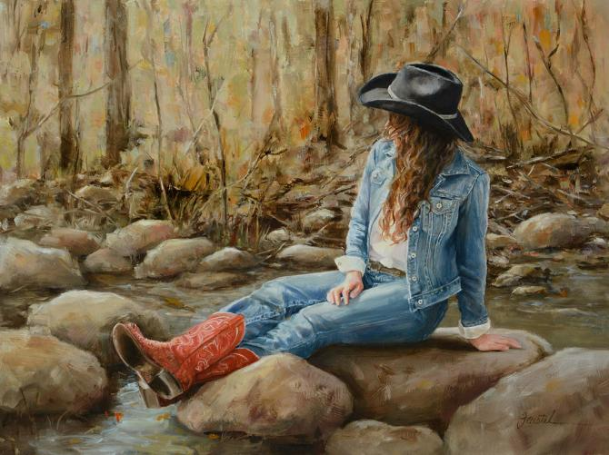 At The Creek