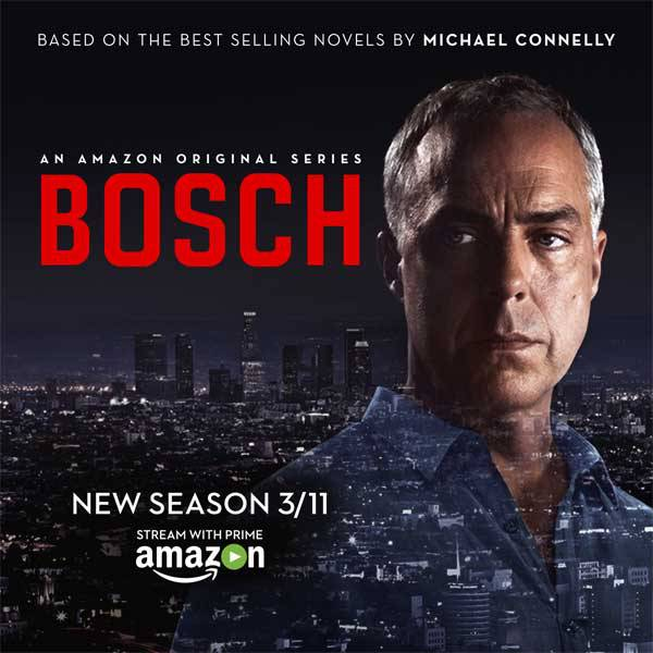 bosch season two an amazon original series the arts. Black Bedroom Furniture Sets. Home Design Ideas