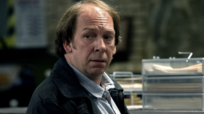 Bill Camp as Detective Box