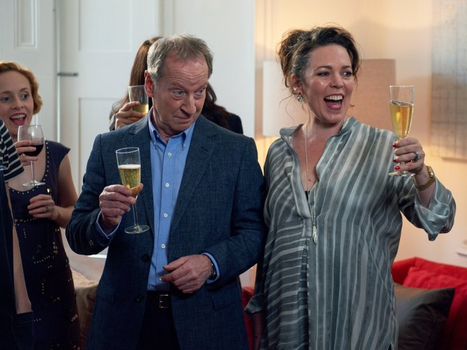 That's Olivia Coleman s Fleabag's former godmother now step-mother