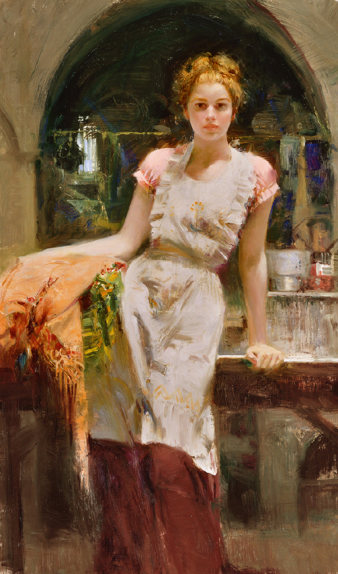 In the Glow by Pino Daeni